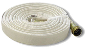 Layflat Water Hose with GHT Fittings