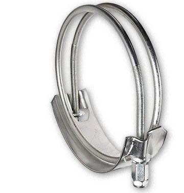Spiral Bolt Clamp for Hoses