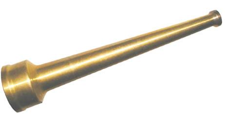 Straight Brass Hose Nozzle