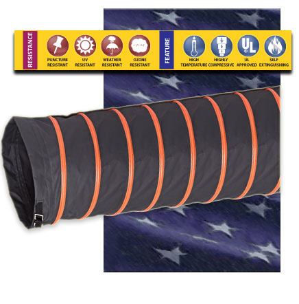 VB5 Drying and Heating Blower Hose