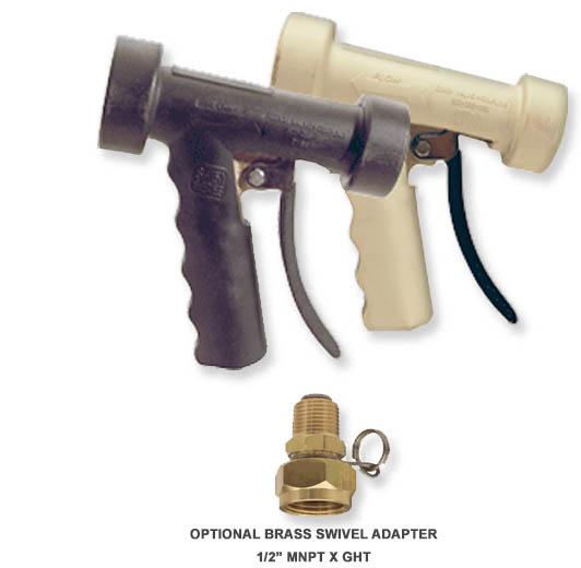 Hot Water Hose Pistol Nozzle